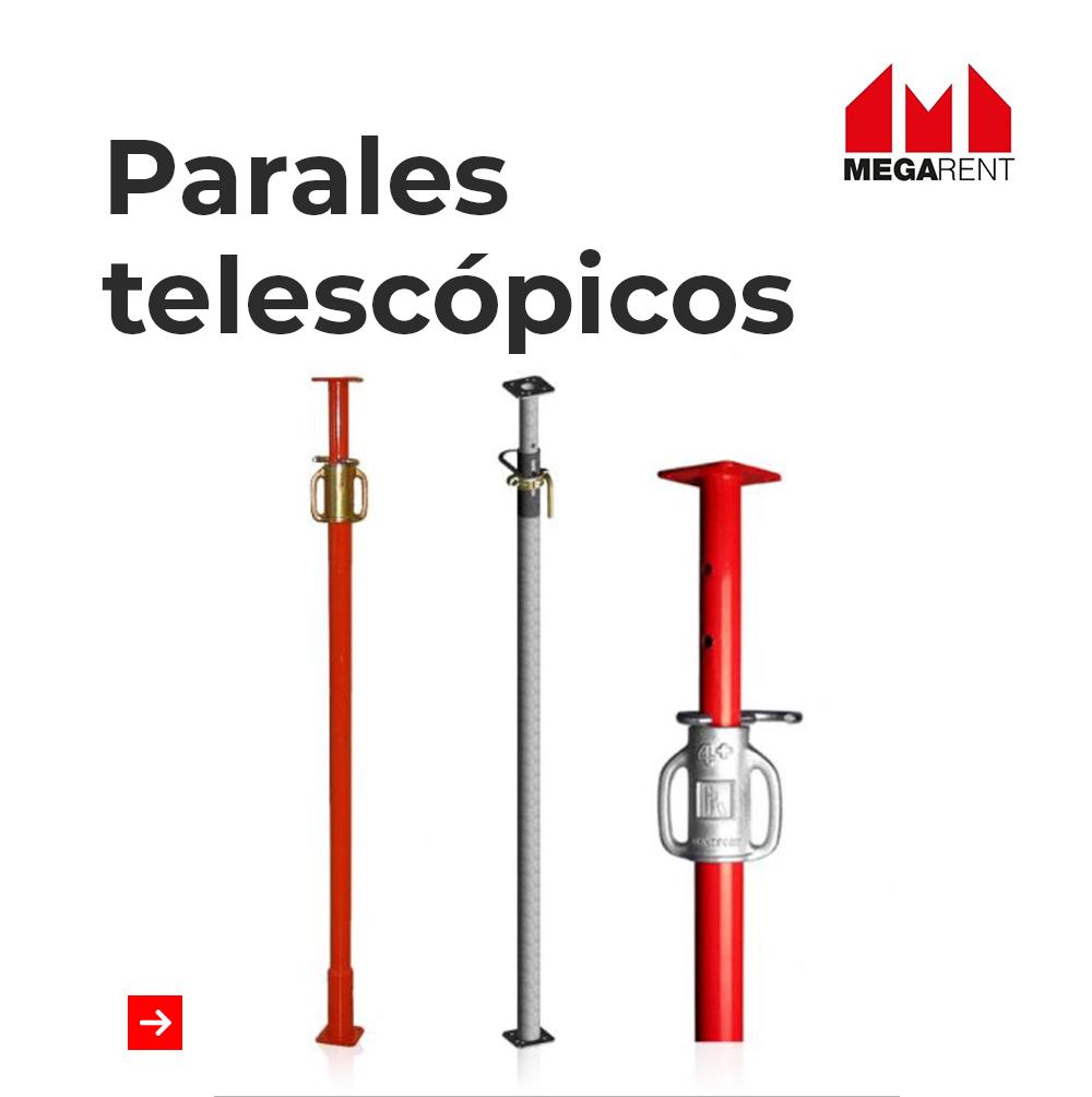 Parales telescopicos